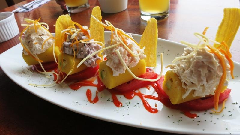 javier restaurant barranco festival causas langostino pulpo cangrejo pollo