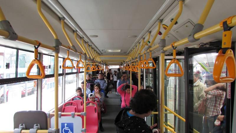 metropolitano bus rapid transit