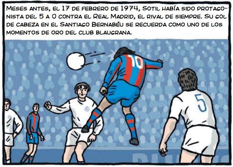 cholo hugo sotil peru soccer cartoon 2-3
