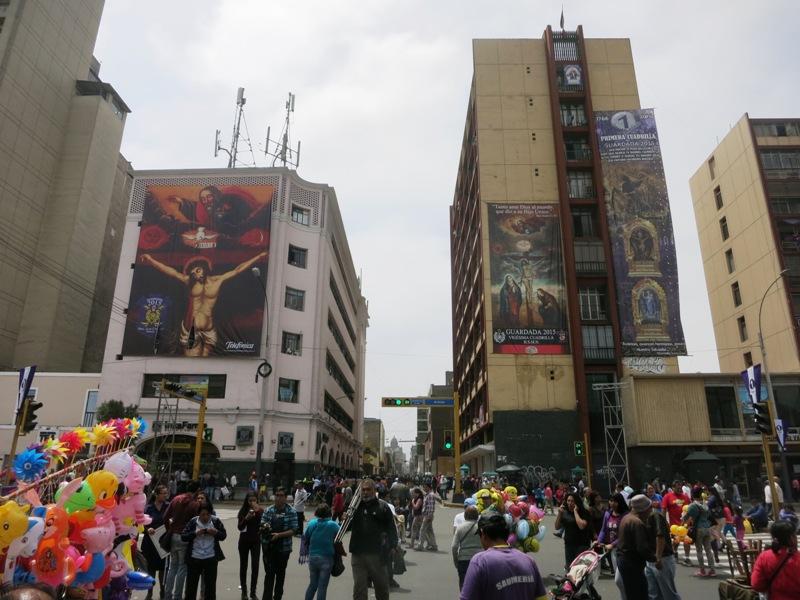 tacna avenida lima peru senor milagros 6