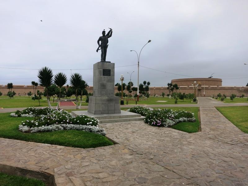 CALLAO PUNTA PERU 040 fortaleza real felipe