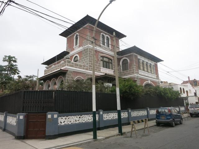 CALLAO PUNTA PERU 125 house coronel bolognesi