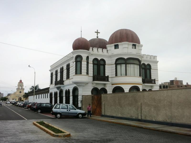 CALLAO PUNTA PERU 172 facultad teologia redemptoris mater