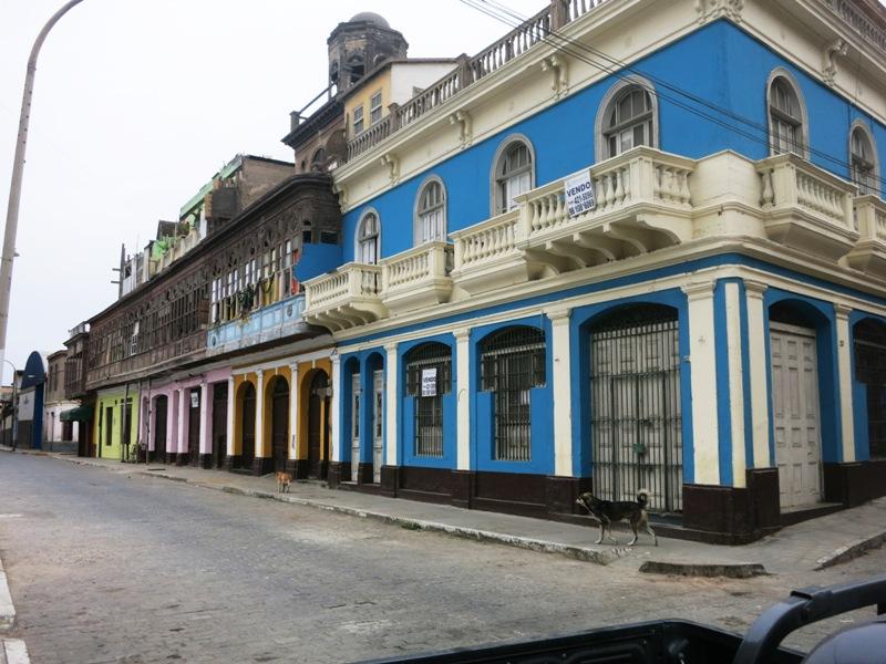 CALLAO PUNTA PERU 386 cercado constitucion