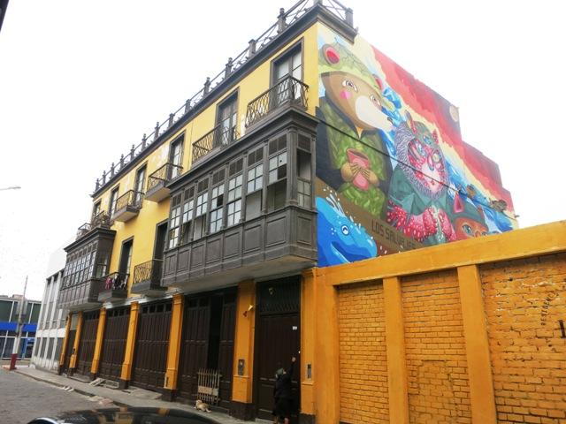 CALLAO PUNTA PERU 395 cercado