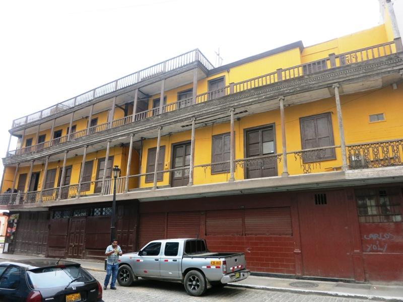 CALLAO PUNTA PERU 422 cercado