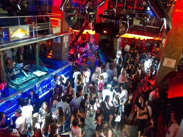 Bars Aura Lima