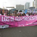niunamenos womens march protest lima peru domestic violence abuse sexism 21