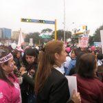 niunamenos womens march protest lima peru domestic violence abuse sexism 23