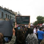 niunamenos womens march protest lima peru domestic violence abuse sexism 27