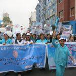 niunamenos womens march protest lima peru domestic violence abuse sexism 31
