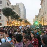 niunamenos womens march protest lima peru domestic violence abuse sexism 34