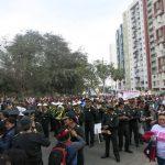 niunamenos womens march protest lima peru domestic violence abuse sexism 6