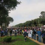 niunamenos womens march protest lima peru domestic violence abuse sexism 7