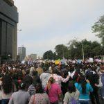 niunamenos womens march protest lima peru domestic violence abuse sexism 8