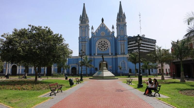iglesia-recoleta-plaza-francia-lima