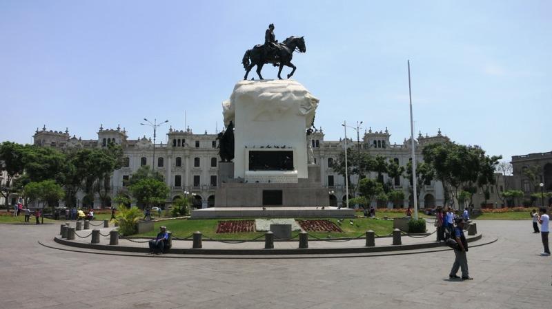 plaza-san-martin-lima