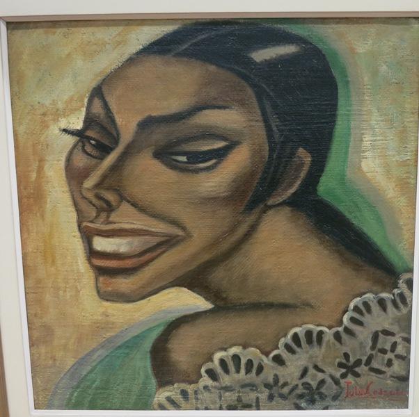 morena-limena-julia-codesido-afro-peruvian-painting