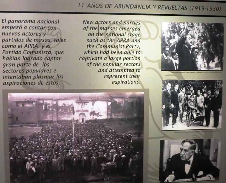 peru-history-museum-apra-communist-parties-politics