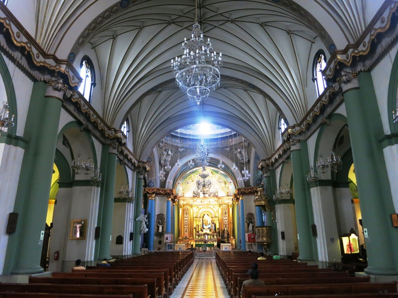 santo-domingo-church-lima-peru-sanctuary