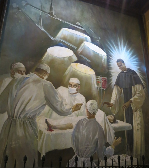 santo-domingo-church-peru-san-martin-porres-miracle-cure