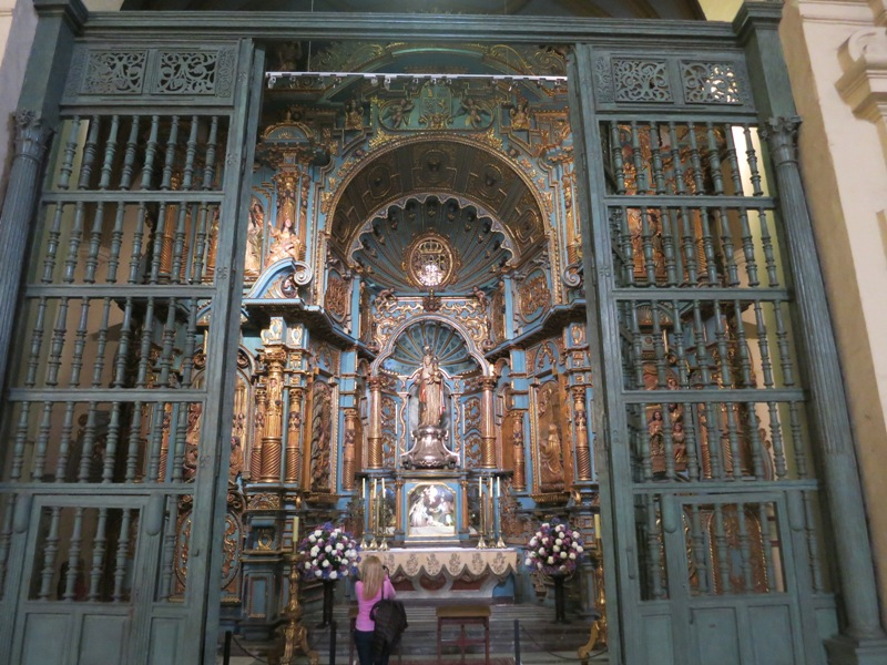 lima-cathedral-chapel-our-lady-evangelization